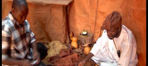 traditional healer pay after job is done