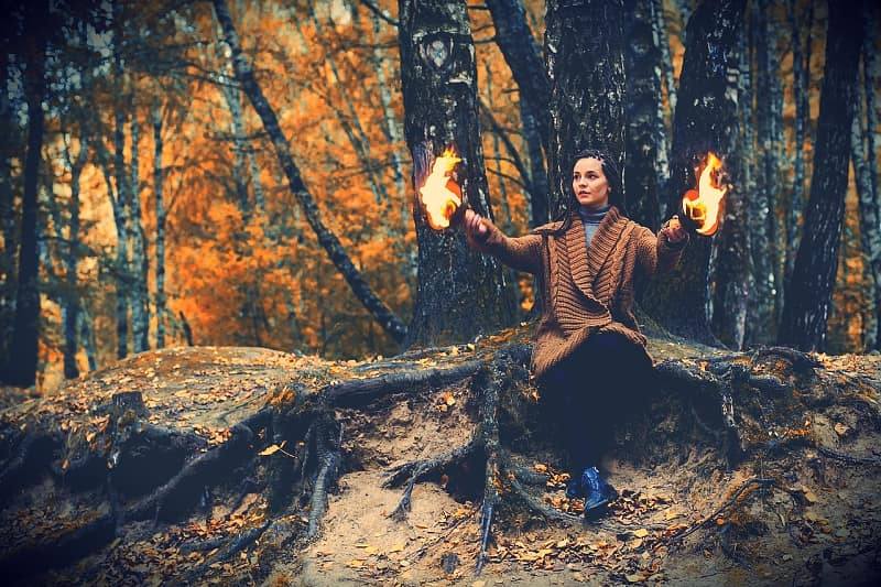 Traditional Healer in Poland
